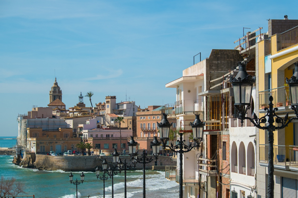 Buy tickets bluemar ferries - Fotos de sitges barcelona ...