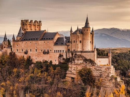 imagen de Alcázar de Segovia