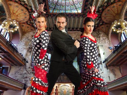 imagen de Arte Flamenco en Palau de la Música