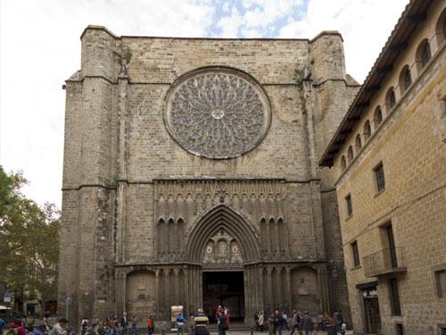 imagen de Basílica de Santa Maria del Pi