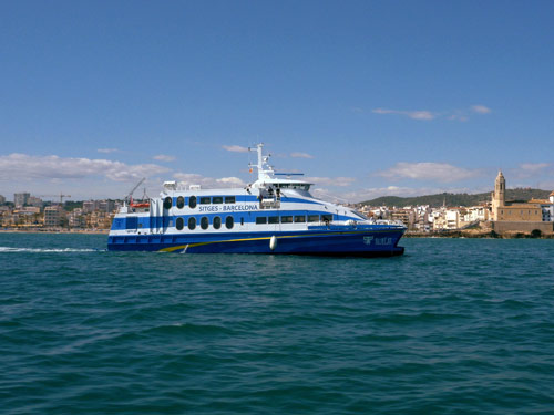 imagen de Bluemar Ferries