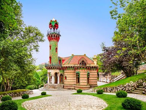 imagen de Capricho de Gaudí