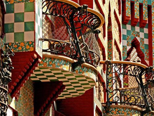 imagen de Casa Vicens