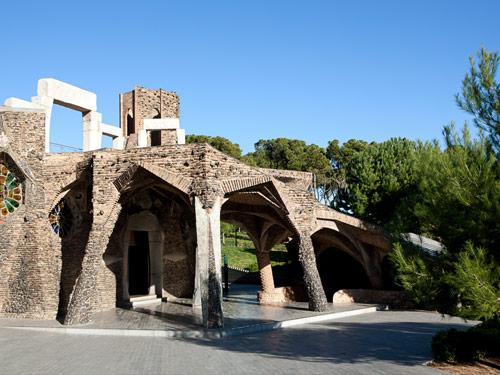 imagen de Colonia Güell
