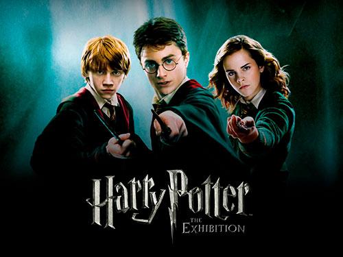 imagen de Exposición Harry Potter™: The Exhibition