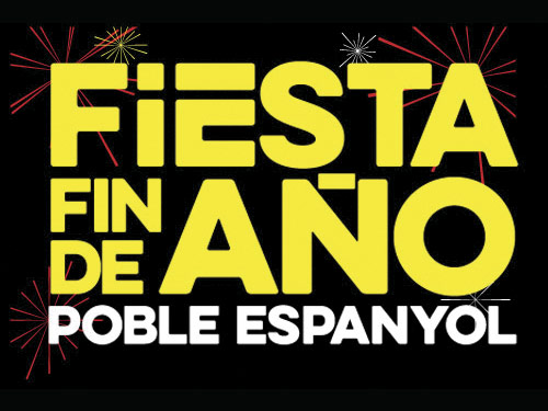 imagen de Fin de Año en Pueblo Espanyol