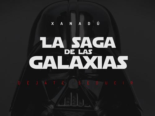 imagen de La Saga de las Galaxias
